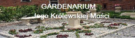 Aranżacja ogrodowa na Zamku Królewskim w Warszawie